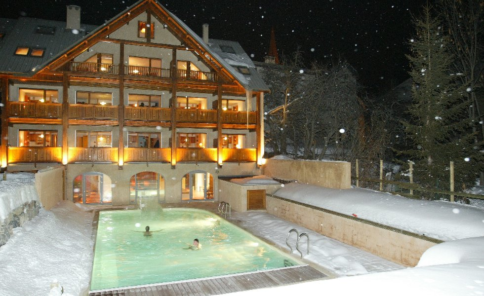 Photo 3 ALLIEY Spa Montagne