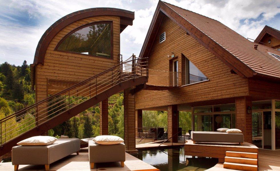 hostellerie la cheneaudiere spa relais ch teaux. Black Bedroom Furniture Sets. Home Design Ideas