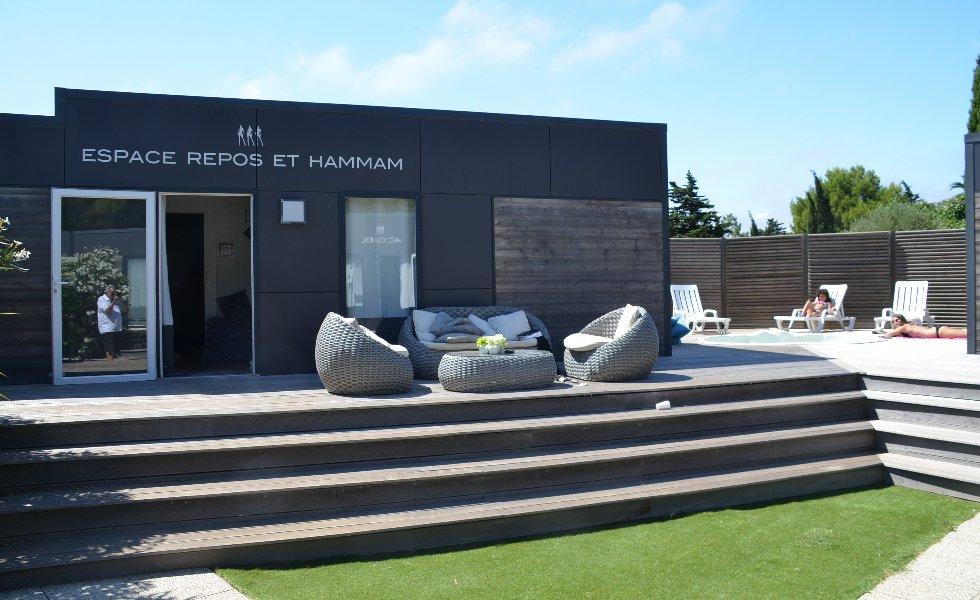 spa du yelloh village les tropiques massage bien tre. Black Bedroom Furniture Sets. Home Design Ideas