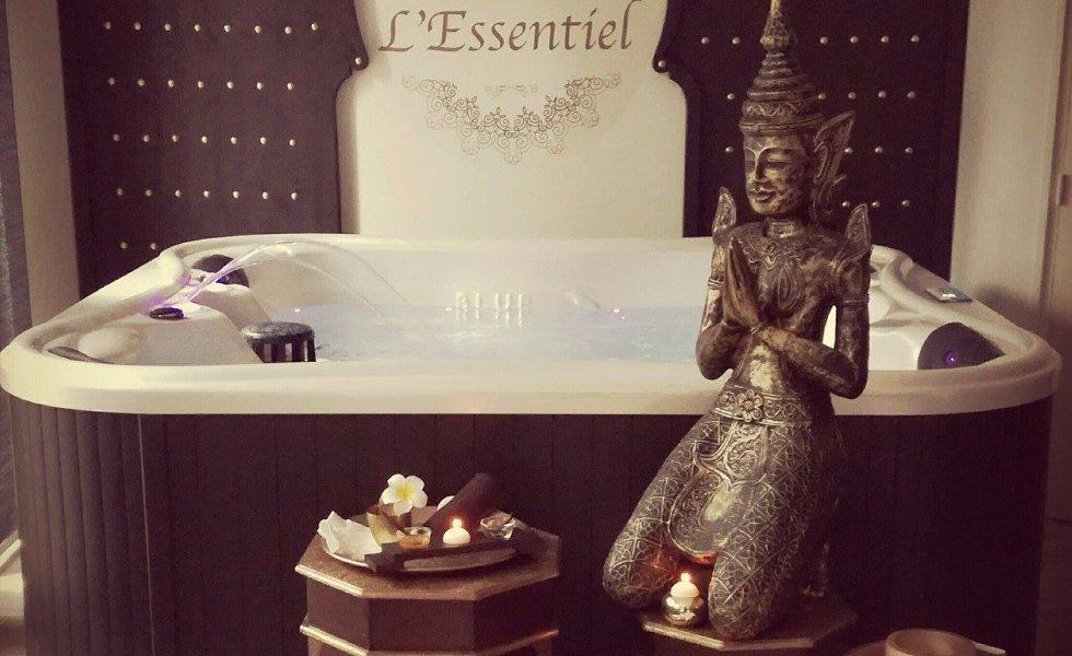 Spa L Essentiel Massage Bien Etre Le Poinconnet Indre 36